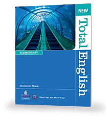 Szeptembertől érkezik a New Total English tankönyvcsalád