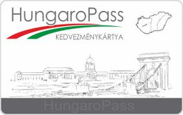 Hungaropass kártya: 5% kedvezmény!