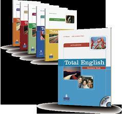 Új tankönyv a Bonus Nyelviskolában: Total English